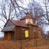 Cerkiew w Moszczanicy/Szlak Architektury Drewnianej/Wooden Architecture Trail